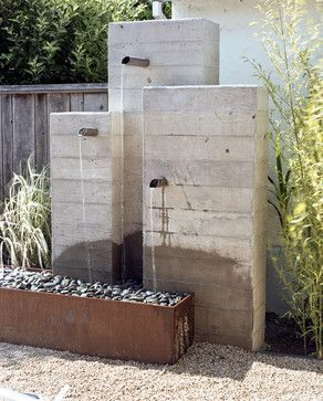 Garden Fountain Design Ideas, Pictures, Remodel, and Decor - page 11