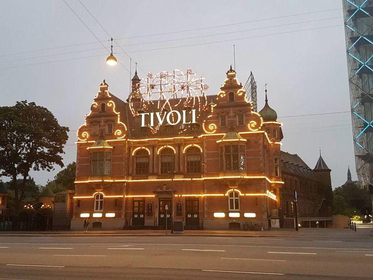 Tivoli Malmo Sweden