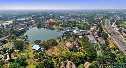 Tempat wisata di Indonesia paling populer