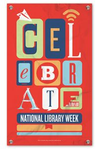 It's National Library Week! What's your favorite library memory?   For me, it's got to be all those Story Times in the old Main Library with Miss Kitty. My kids adored her! Her enthusiasm for books were contagious!