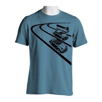 Large: Aircooled Apparel VW Range T-Shirt