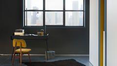 Du er sjefen på hjemmekontoret – pass på å gi det ekstra energi ved hjelp av farger og maling - fra  Nordsjö💚
