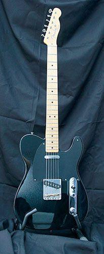 Fender Telecaster - Baja 2011 - Featured Items - Guitar Studio