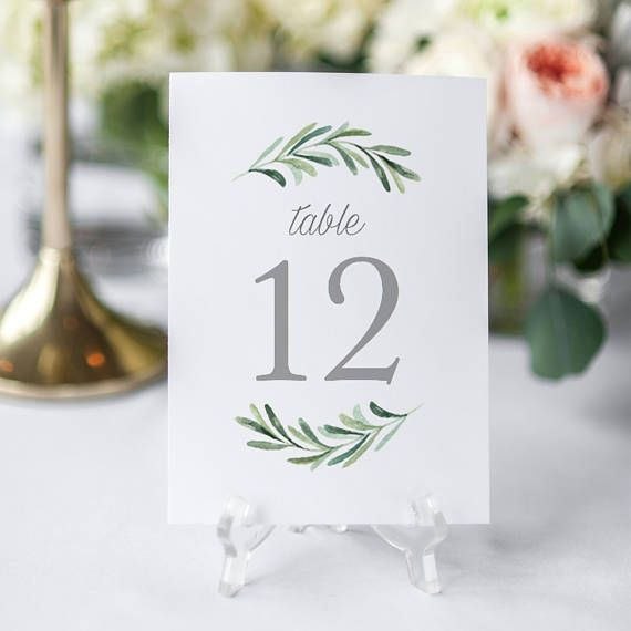 115 best Printables images on Pinterest Greenery, Invitations and - Download Numbers Spreadsheet For Mac