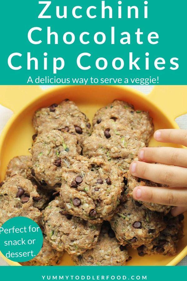 14++ Zucchini chocolate chip cookies trends