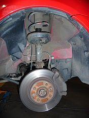 Suspensión tipo McPherson Renault. (automóvil) - Wikipedia, la enciclopedia libre
