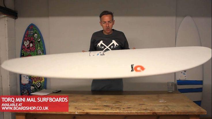 Torq Mini Mal Surfboard Review
