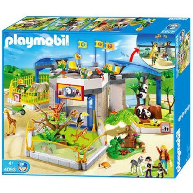 NEW PLAYMOBIL 4093 ANIMAL BABY ZOO RARE ANIMALS SET FIGURES FARM | Toys & Hobbies, Preschool Toys & Pretend Play, Playmobil | eBay!