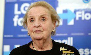 Madeleine Albright warns Trump against isolationist posturing on Nato