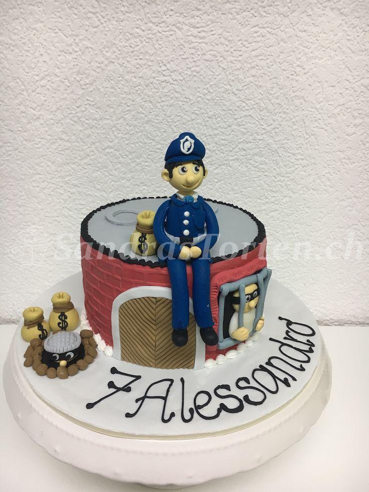Räuber werden weggesperrt... Happy Birthday Alessandro