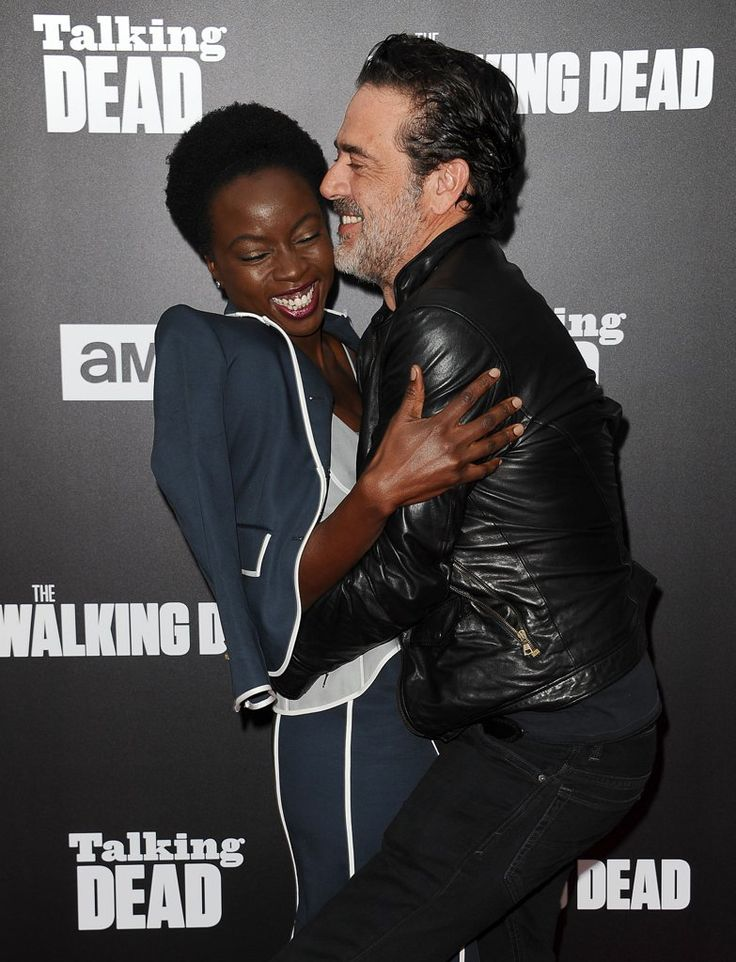 Norman Reedus And Andrew Lincoln Hold Hands Melt Hearts