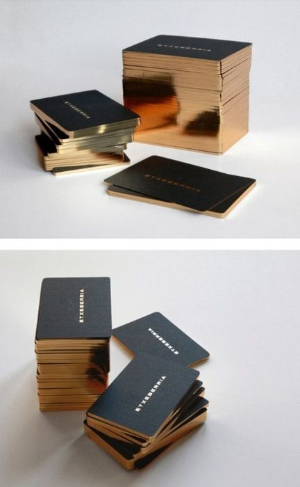 business cards, so glamorous