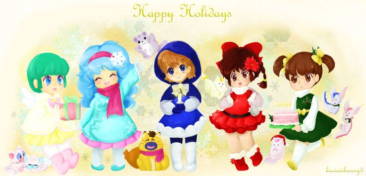 Majokko Holiday by kawaiibunny3