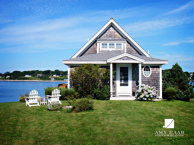 Dream Maine Cottage Bailey Island Www Amyraab Com Maine