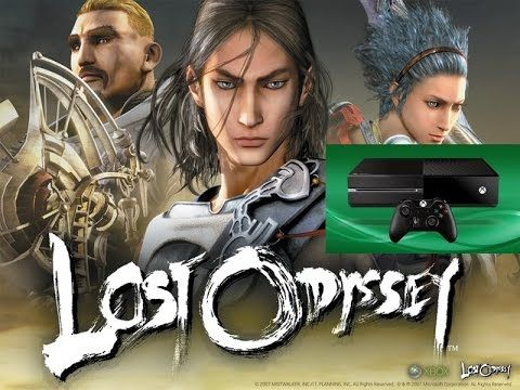 The Lost Oddyssey Available On Xbox One via Backward Compatibility