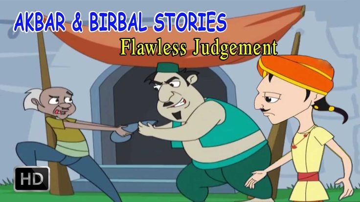 Akbar and Birbal Stories - Flawless Judgement - Short Stories for Kids