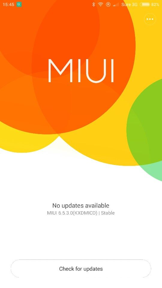 C'mon,  MIUI 6.6.1 update for Global ROM please...