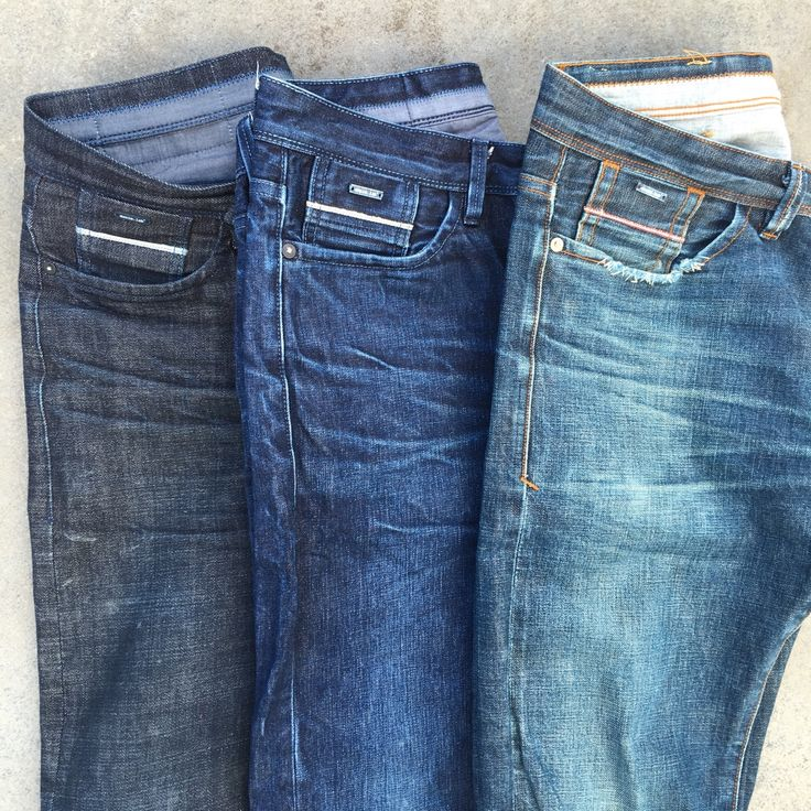Denim.lab is a Dutch premium denim brand & curated selvage fabric collection: selvage.lab visit:...
