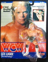 GALOOB WCW LEX LUGER/WCW A410