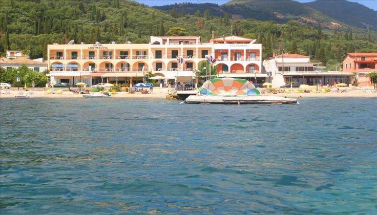 Loutrouvia Hotel στην Κέρκυρα, επάνω στο Κύμα, μόνο με 172€!