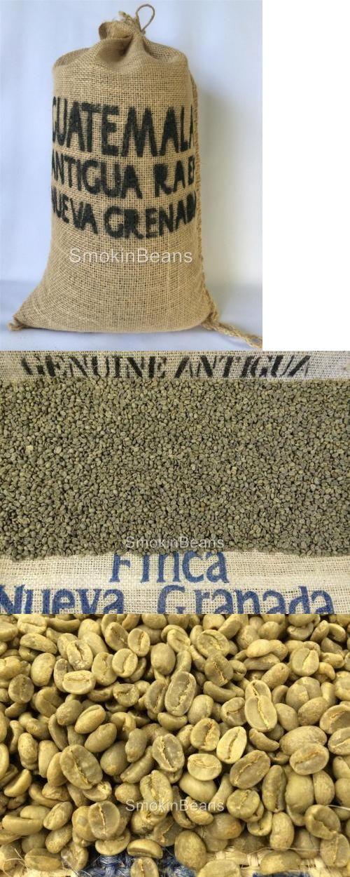 Coffee Beans 38179: 10Lb - Guatemala - Farm: Finca Nueva Granada - Unroasted Green Coffee Beans -> BUY IT NOW ONLY: $39.75 on eBay!