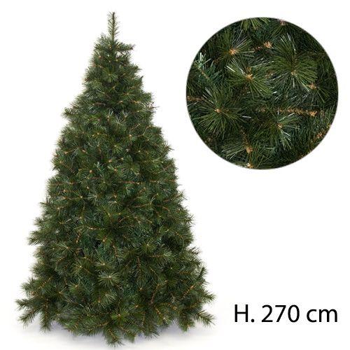 ALBERO DI NATALE ARTIFICIALE ALASKA VERDE IGNIFUGO 2728 RAMI ALTEZZA 270CM- http://www.siboom.it/albero-di-natale-artificiale-alaska-verde-ignifugo_offerte.html |