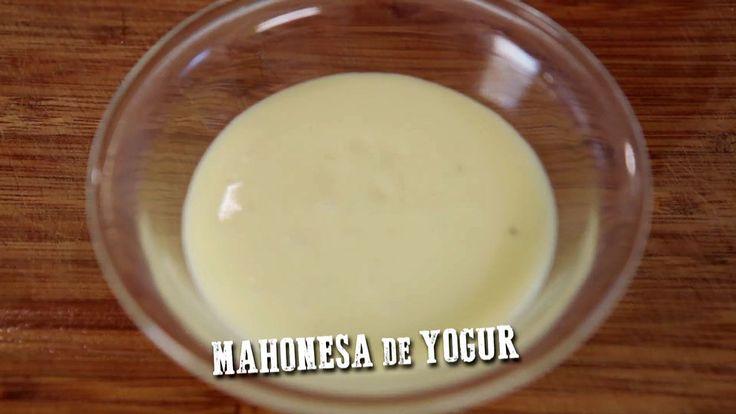 MAHONESA DE YOGUR