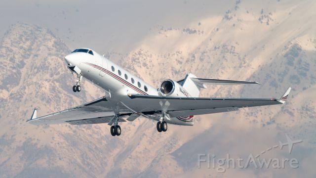 Gulfstream Aerospace Gulfstream IV (N445QS) at KOGD