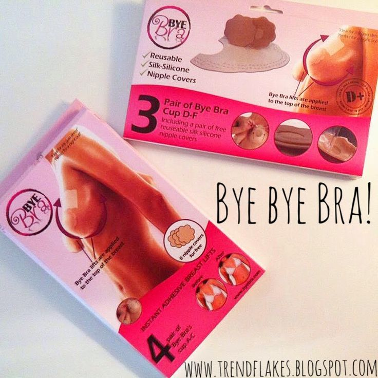 Trend Flakes: Review // Bye Bra: Say Goodbye To Your Bra