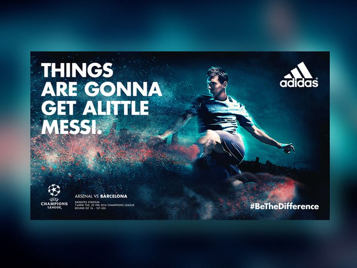 Things Are Gonna Get Alittle Messi.