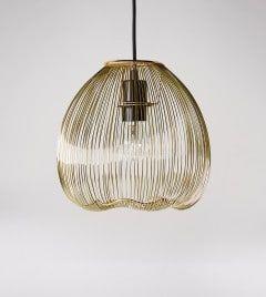 Obi Pendant light fixtures, Pendant lighting, Brass pendant