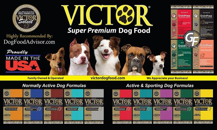 Shaggy Chic Retreat We Carry Victor Dog Food A 5 Star