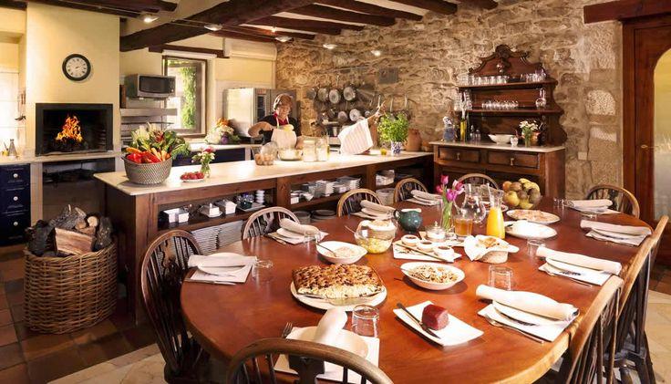 La Torre del Visco, hotel con encanto para escapadas románticas y escapadas de fin de semana en el Matarraña - Teruel - Aragón #relaischateaux #boutiquehotel #hotel #sienteTeruel #restaurant #restaurante #slowfood #organicfood #gourmet #breakfast #desayuno #cocina