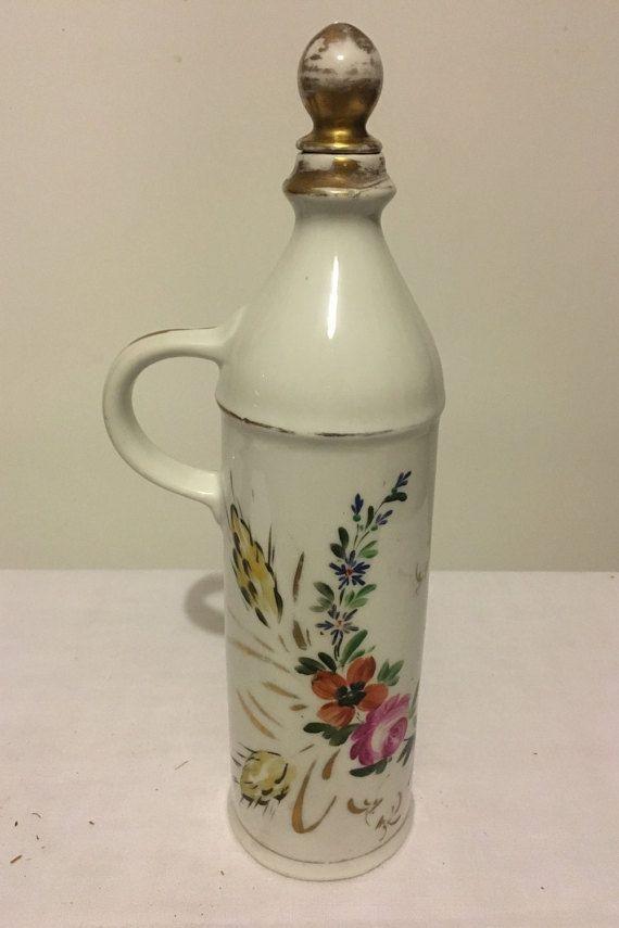 Antique French Apothecary Bottle by EmilysVintageUK on Etsy