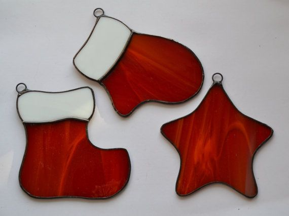 Hey, I found this really awesome Etsy listing at https://www.etsy.com/ca/listing/211264961/set-of-3-stained-glass-christmas