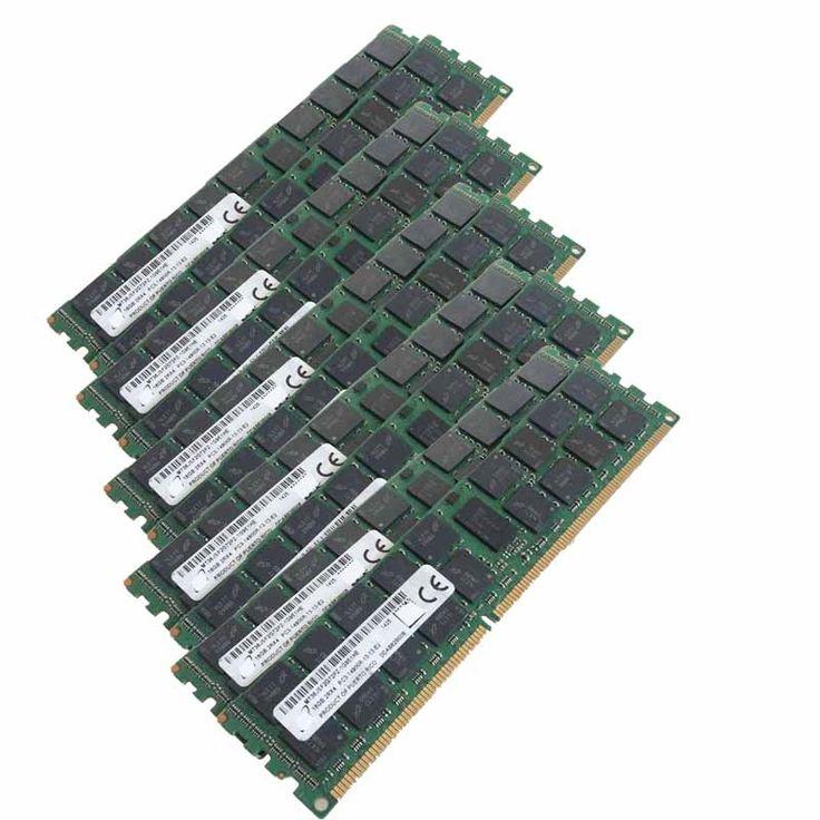 1511.36$  Watch now - http://ali08f.worldwells.pw/go.php?t=32777057194 - 10x16GB PC3-14900R DDR3 1866mhz ECC Memory REG Registered 240-pin RAM 2RX4 server memory