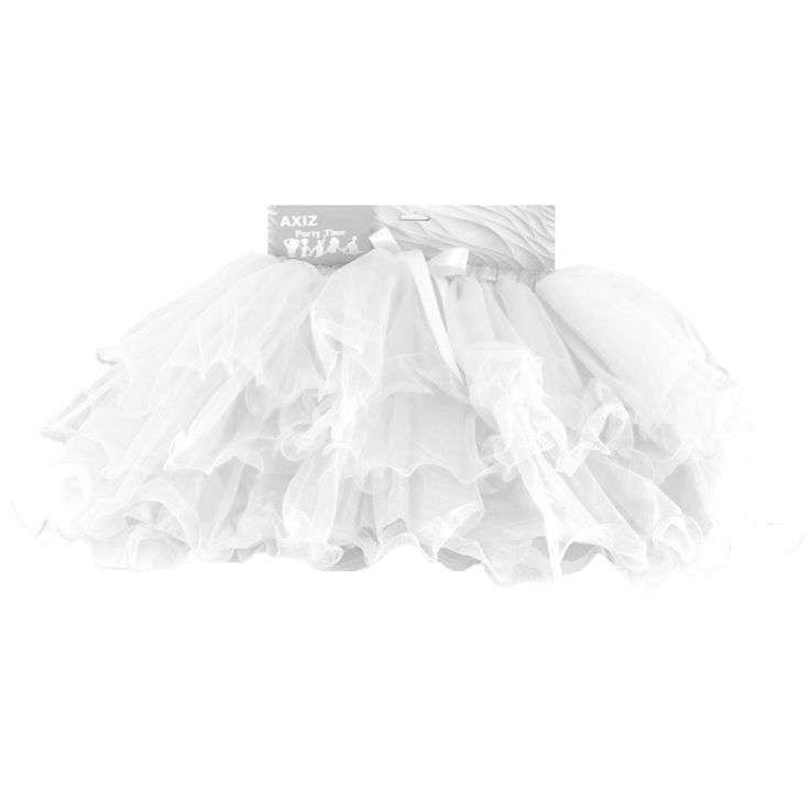 Hens Party Tutu - White Tutus are the perfect Hens night accessory! Gorgeous layered and lined White Tutu for the Bride To Be, or get one for all the girls to really make an impression! Team with o...