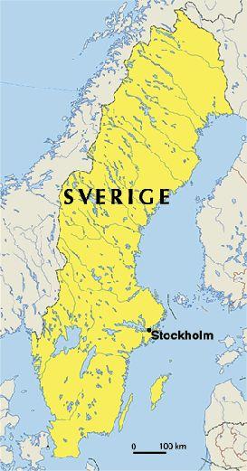 Zweden 1995