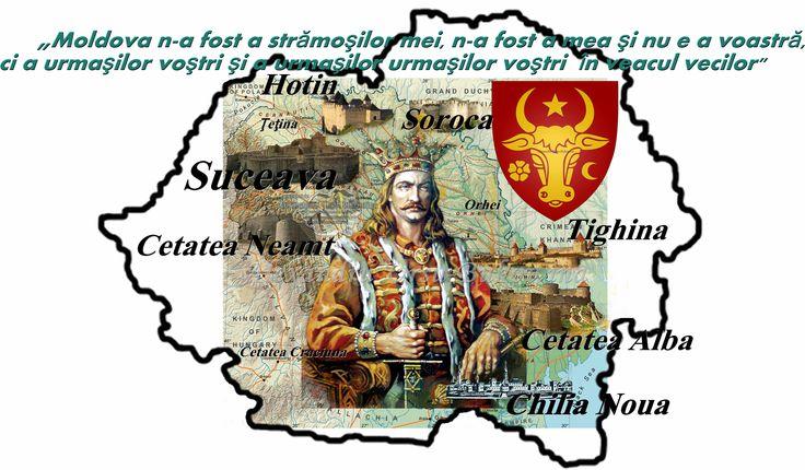 """""""Moldova n-a fost a strămoşilor mei, n-a fost a mea şi nu e a voastră, ci a urmaşilor voştri şi a urmaşilor urmaşilor voştri  în veacul vecilor."""""""