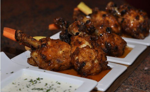 """Truffalo"" Wings"