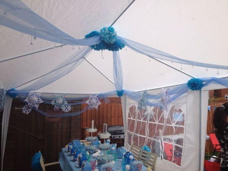 Frozen party decorations x