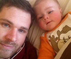 awww theo and greg
