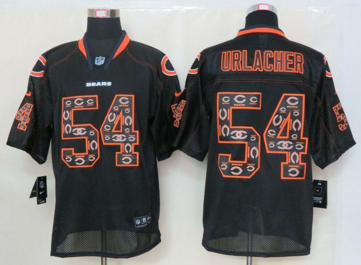 Navy Blue Alternate NFL Jersey Sale NFL Elite Chicago Bears Jerseys 082  5f59f6bb1