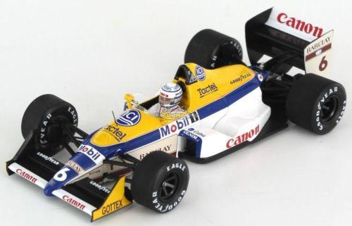 Williams-FW12-Monaco-GP-1988-Riccardo-Patrese-1-43