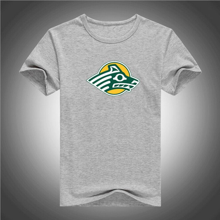 Hot New 2016 Summer Fashion T Shirts Men alaska anchorage seawolves primary Printing T-Shirt Design Online 1055