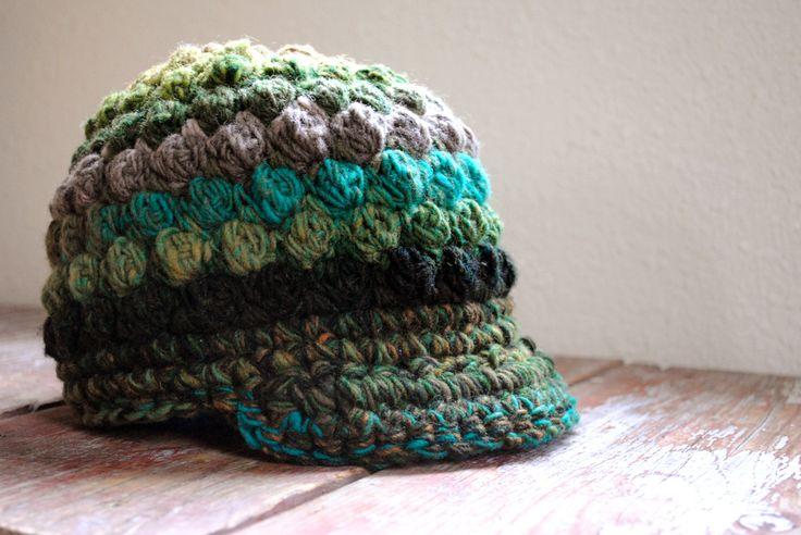 crochet cap