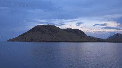 Parque nacional de Komodo - Indonesia
