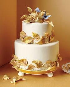 """Two-Way Sweet  """"When people realized that they could have a custom cake made, then I started to use the word, 'inspiration.'"""" Pastry chef Ron Ben-Israel. Cake from the Winter 2012 issue of Martha Stewart Weddings."""