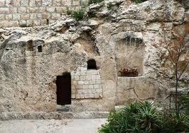 Israel, Jesus Tomb.