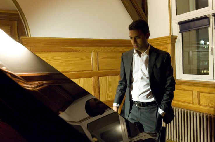 Classical pianist building a life in music